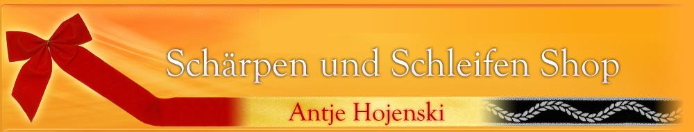 Schärpen und Schleifen Shop-Logo